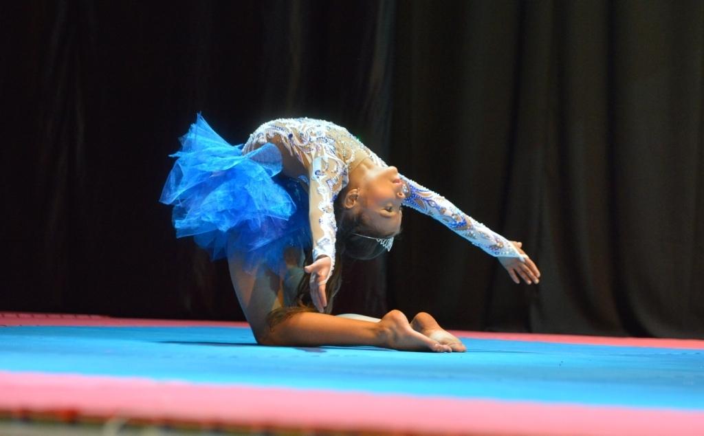 Итоги чемпионата Европы -2016 по  детскому фитнесу