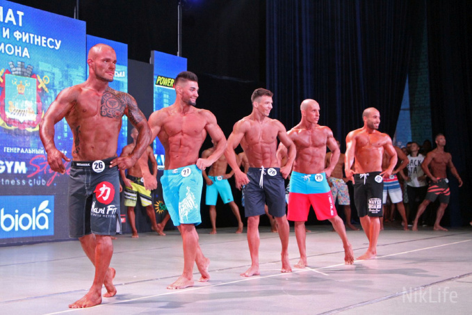 Итоги Открытого Чемпионата Южного региона Украины по бодибилдингу и фитнесу-2016