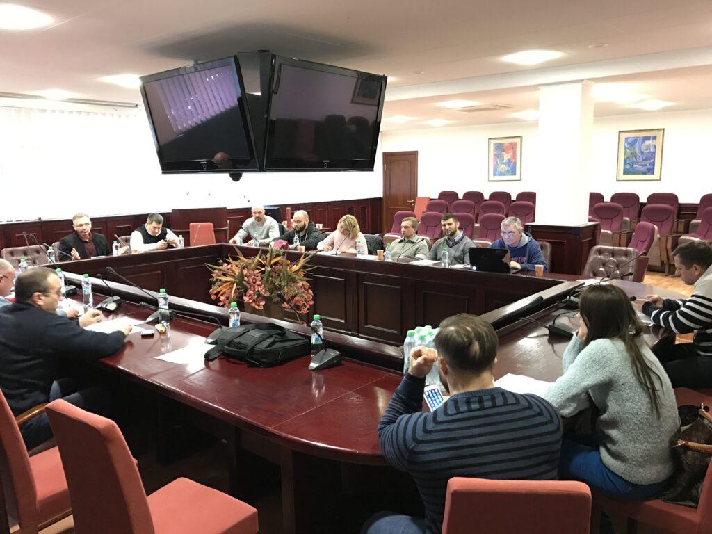 Заседание исполкома ФББУ 17-18 декабря 2016 года