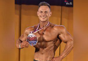 Антон Папежук: «Перемога на «IFBB ELITE CZECHIA PRO» для мене є дуже важливою»