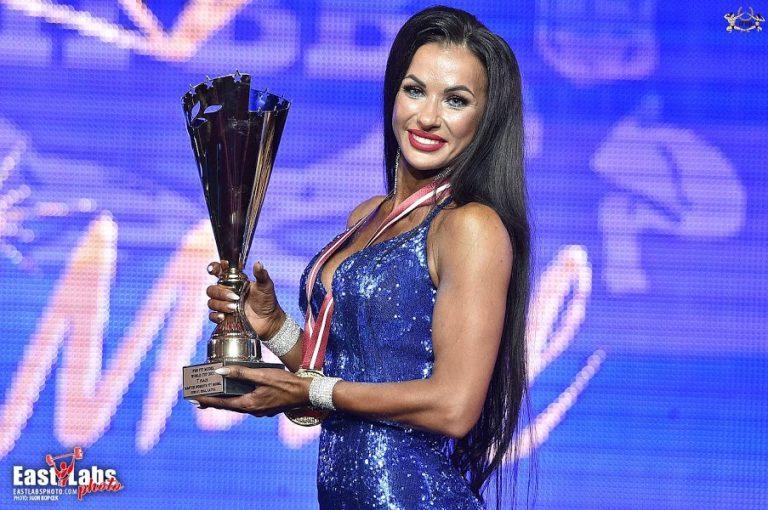 Марина Гутовська: «Враження від участі в Кубку світу найпозитивніші»