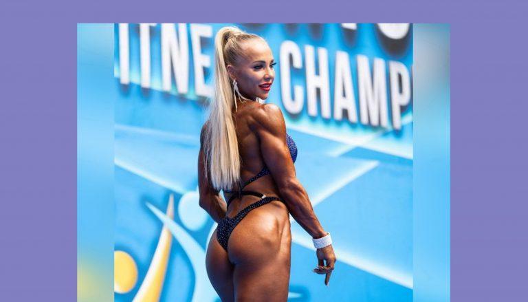 Катерина Іщенко: «Результатами виступу на «Fitness Sports Games» задоволена. Завжди приємно бути першою!»